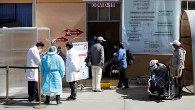 Funerarias en colapso y cadáveres en las calles: la pandemia del coronavirus crece en Bolivia