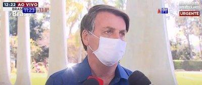 Bolsonaro contrajo coronavirus