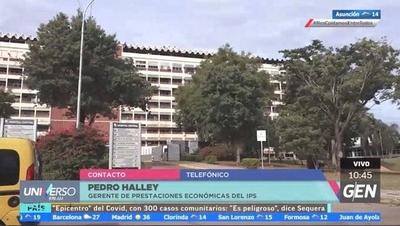 HOY / Pedro Halley, gerente de Prestaciones Económicas del IPS, sobre el pago de la tercera tanda de subsidios