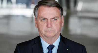 Bolsonaro dio positivo al Covid-19