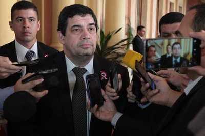 Vicepresidente confirmó reunión Abdo