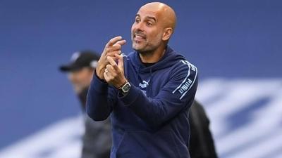 """HOY / Guardiola: """"Queremos jugar en casa contra el Real Madrid"""""""