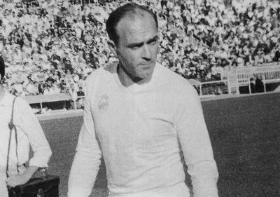 Real Madrid y Ramos recuerdan a Di Stéfano