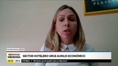 Sector hotelero urge auxilio económico