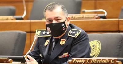 """San Ber: Comisario habla de """"cero hechos delictivos"""", pero se olvida de abigeatos y narcomenudeo"""