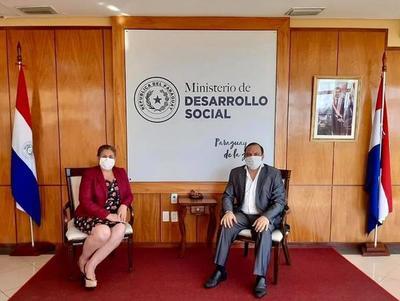 Piden ampliación de programa Tekoporã para Minga Guazú