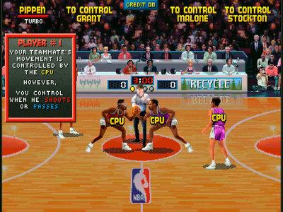 Sale a la luz una verdad sobre el videojuego NBA Jam