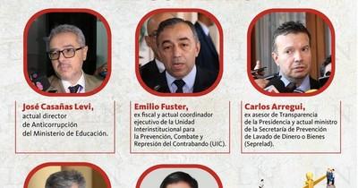 """""""Opositores"""" premiados con altos cargos en el Gobierno"""