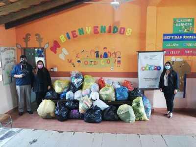 Abrigos recolectados en Festival AbrigArte fueron entregados este martes – Prensa 5