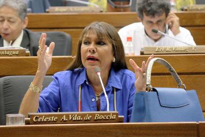 """Celeste Amarilla: """"Bolsonaro está mandando sus tropas, nos manda narcos y contrabandistas"""""""