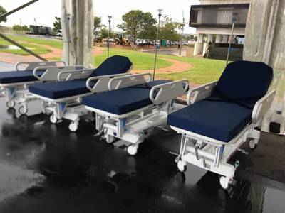 SALUD RECIBIÓ 120 CAMAS HOSPITALARIAS DONADAS POR EL SECTOR COOPERATIVO