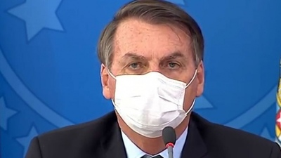Preocupa niveles de contagios por Covid-19 en Brasil
