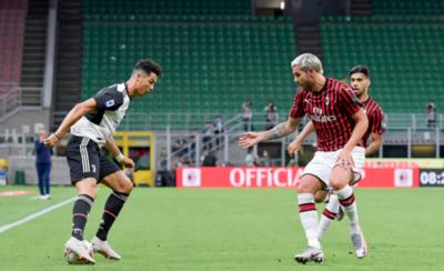 HOY / Zlatan gana puja a CR7 pero Juventus continúa al frente de la Serie A