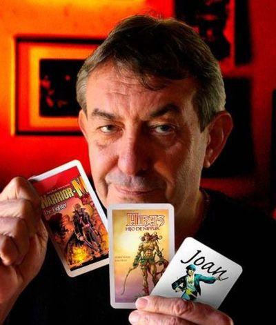 """Robin Wood gana el Premio """"Ricardo Barreiro"""" del cómic"""