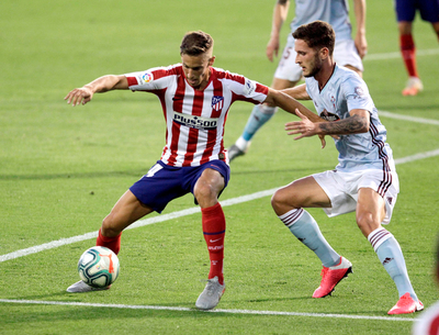 Celta y Atlético Madrid no se sacan ventaja en Balaídos