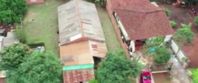 Incautan toneladas de productos en operativo anticontrabando