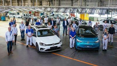 Volkswagen transforma sus plantas de Zwickau y Emden en Alemania para la producción de eléctricos