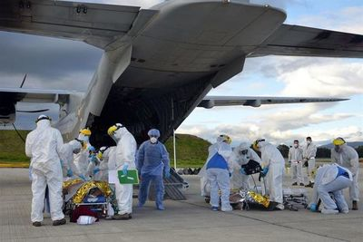 Trece muertos por incendio de camión cisterna en Caribe colombiano