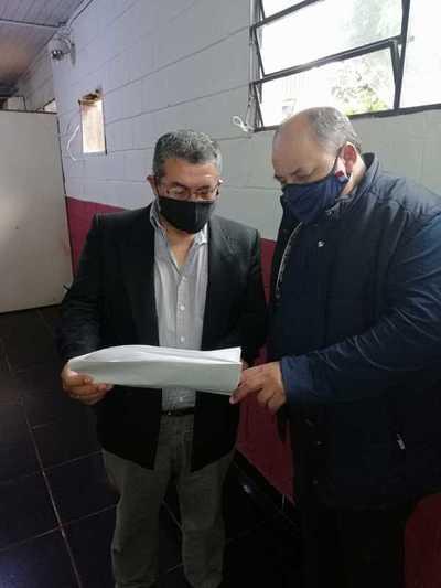Concejales insisten en imputación del intendente Noguera por lesión de confianza