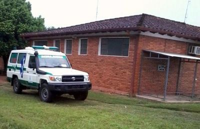 Hospital de Yuty, sin ambulancia en plena pandemia