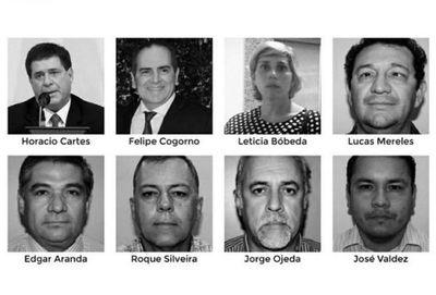 Brasil cita a declarar a Horacio Cartes y a 7 paraguayos más investigados en el caso Lava Jato