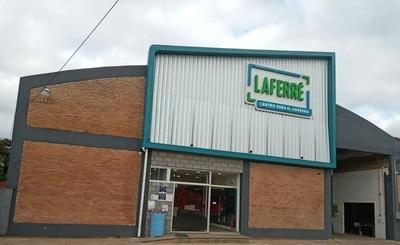 HOY / Laferré inauguró su primera sucursal en San Lorenzo