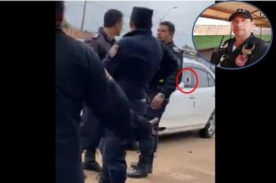 Asesinan a balazos a Jefe de Seguridad de cárcel de Coronel Oviedo