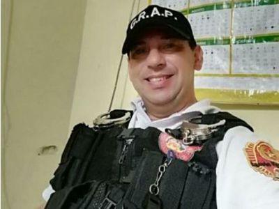 Mataron a tiros a jefe de seguridad de la cárcel de Coronel Oviedo