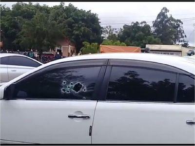Sicarios matan a balazos a jefe de seguridad de la cárcel de Coronel Oviedo