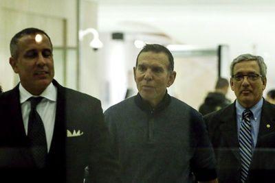 'Napout tiene un miedo real de morir en la cárcel'