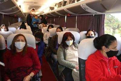 Buena noticia; 24 misioneros cumplieron con la cuarentena y ya retornan a sus hogares