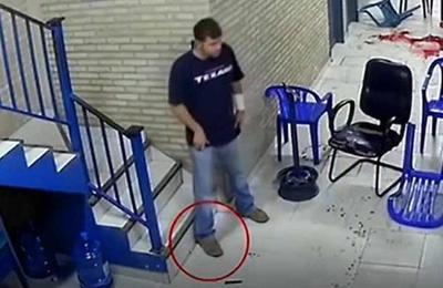 Caso Rodrigo Quintana: Habrían plantado evidencia contra el policía Gustavo Florentín