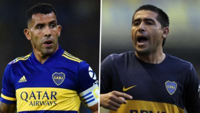 Tevez sigue en Boca