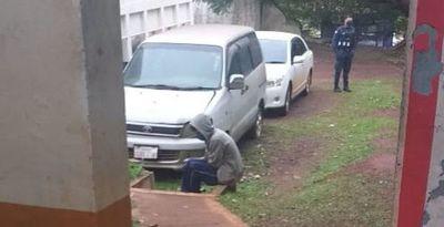 Fugado del albergue de cuarentena se presentó ante la Policía