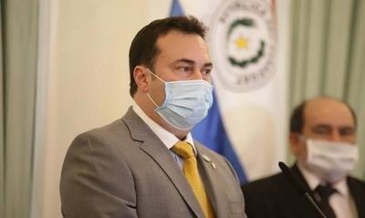 HOY / Presidente de IPS da negativo a prueba de COVID-19 tras tener contacto con un contagiado
