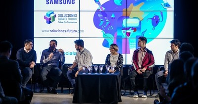 """Samsung Paraguay presenta: """"Soluciones para el Futuro"""""""