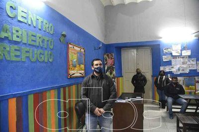 Centro Abierto Refugio para niños ya está operativo en Luque
