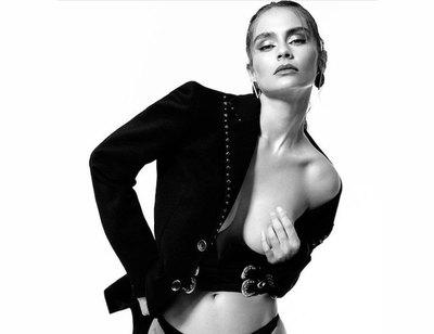 Paraguaya salió sexy en Maxim