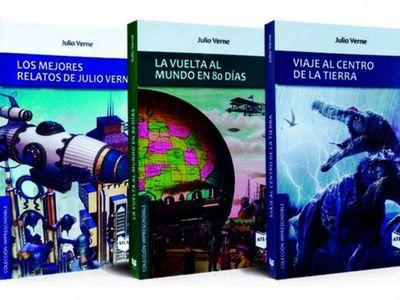 Última Hora traerá minicolección del escritor Julio Verne