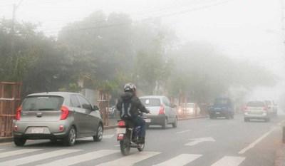 Jornada fría con nieblas y neblinas, según Meteorología