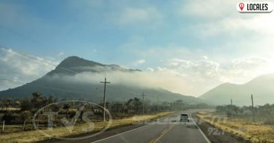 Anuncian jornada fría con neblinas matutinas