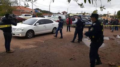 Jefe de seguridad del penal de Coronel Oviedo acribillado recibía amenazas, según fiscal