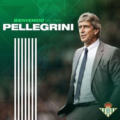Pellegrini, entrenador del Betis hasta 2023