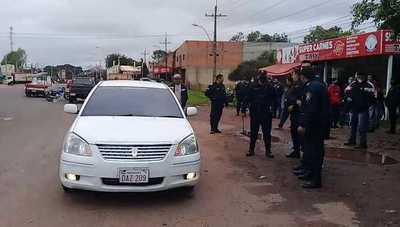 Miembros del PCC habrían amenazado tras requisa en PJC al jefe de seguridad del Penal de Coronel Oviedo