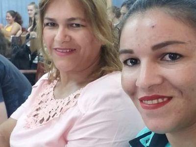 Madre e hija, compañeras en la universidad pública