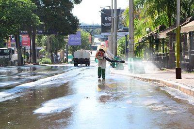 Reportan 5 casos sin nexo  en CDE y 2 en Santa Rita – Diario TNPRESS