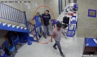 HOY / Caso Rodrigo Quintana: Suboficial Florentín se presenta ante jueza y pide su libertad