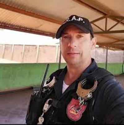 Sicarios acribillan a tiros  a jefe de seguridad de la  cárcel de Coronel Oviedo – Diario TNPRESS