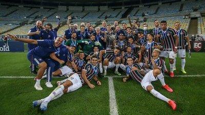 Fluminense es campeón de la Copa Río