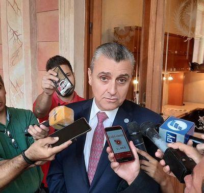 Villamayor da la razón a los cuestionamientos sobre administración presupuestaria de Mazzoleni